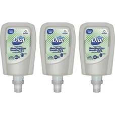 Dial Hand Sanitizer Gel Refill Fragrance