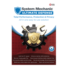 iolo Technologies System Mechanic Ultimate Defense