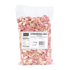 Kervan Strawberry Cake Gummies 5 Lb