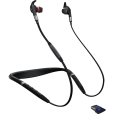 Jabra EVOLVE 75e Noise Canceling Bluetooth