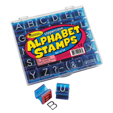 Learning Resources Uppercase Alphabet Stamps 1