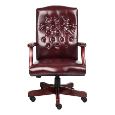 Boss Office Products Traditional Ergonomic High