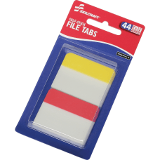 SKILCRAFT Self stick File Tabs 150