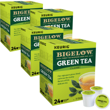 Bigelow Green Tea Single Serve K