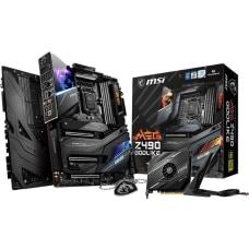 MSI MEG Z490 GODLIKE Desktop Motherboard
