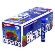 Zipfizz Blue Raspberry Energy Drink Mixes