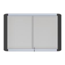 MasterVision Platinum Pure Magnetic Dry Erase