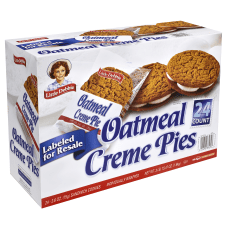 Little Debbie Oatmeal Cream Pies 26