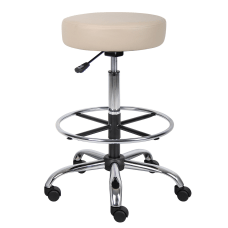 Boss Medical Stool With Foot Ring