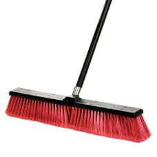 Alpine 24 Smooth Surface Push Brooms