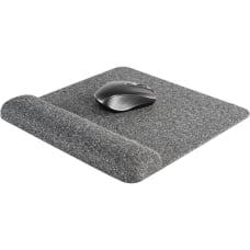 Allsop Premium Plush Mousepad with Wrist