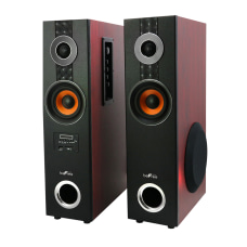 BeFree Sound 21 Channel Bluetooth Dual