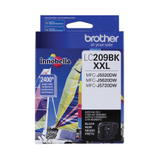Brother Genuine LC209BKS Super High Yield