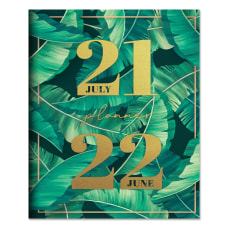 TF Publishing Luxe DailyMonthly Planner 9