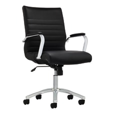 Realspace Winsley Mid-Back Chair