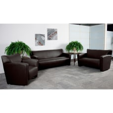 Flash Furniture Hercules Majesty Bonded LeatherSoft