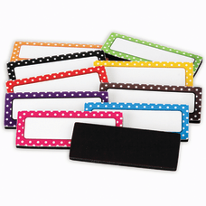 Teacher Created Resources Polka Dotted Magnetic