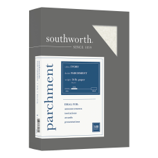 Southworth Fine Business Parchment Paper 24