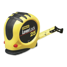 Stanley Tools Leverlock Tape Measure Standard