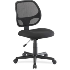 Lorell Multi Task MeshFabric Chair Black
