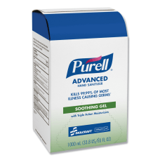 SKILCRAFT Purell Hand Sanitizer Pouches With