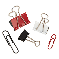 Office Depot Brand Clip Kit Assorted