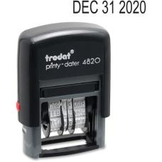 Trodat 4820 Self Inking Stamp Date