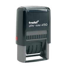 Trodat Self Inking Stamp DateMessage RECEIVED