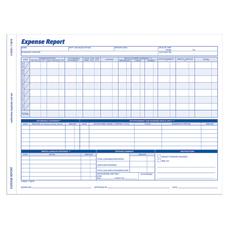 Adams Weekly Expense Report 8 12