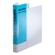 Cardinal SpineVue Locking 3 Ring Binder