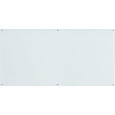 Lorell Premium Glass Unframed Dry Erase