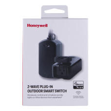 Honeywell Z Wave Plug In Outdoor
