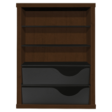 HON Vertical Paper Manager 3 Compartments