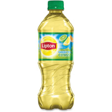 Lipton Citrus Green Tea 20 Oz