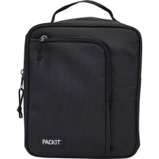 Packit Freezable Commuter Lunch Box Black