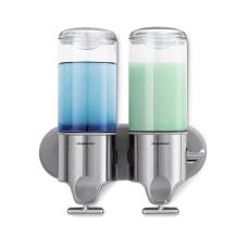 simplehuman Twin Wall Mount Soap Pump
