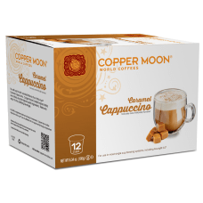 Copper Moon World Coffees Cappuccino Coffee