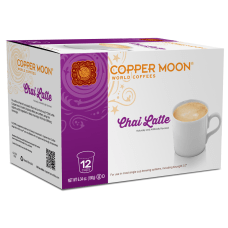Copper Moon World Coffees Chai Latte
