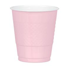 Amscan Plastic Cups 12 Oz Blush