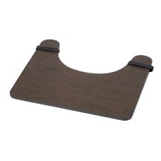 DMI Wheelchair Tray Wood 24 H