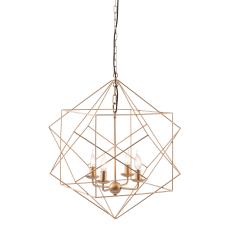 Zuo Modern Penta Ceiling Lamp 72