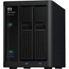 Western Digital My Cloud Pro Series