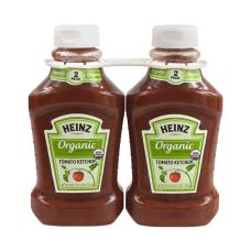 Heinz Organic Tomato Ketchup 44 Oz