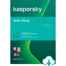 Kaspersky Anti Virus 3 Users 1