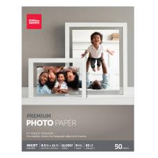 Office Depot Brand Premium Photo Paper