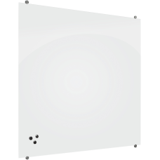 MooreCo Visionary Magnetic Glass Dry Erase