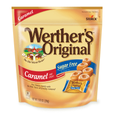 Werthers Original Sugar Free Caramel Hard