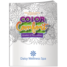 Color Comfort Adult Coloring Books