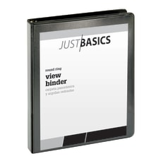 Just Basics Basic View 3 Ring