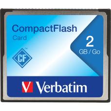 Verbatim 2GB CompactFlash Memory Card 1